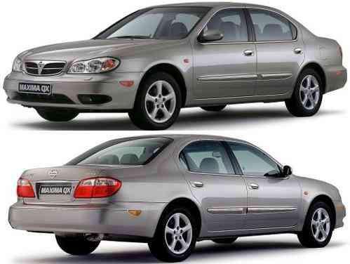 Запчасти Nissan Maxima 2000-2006 QX (A33)