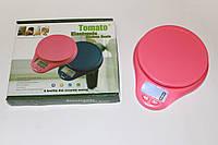 """Весы кухонные """"Tomato"""" с подсветкой"""