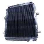 Радиатор водяного охлаждения КрАЗ-6510 (4-х рядн.) (пр-во ШААЗ)