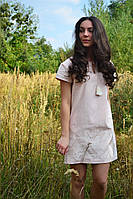 Платье с вышивкой Крайола