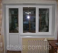 Запорожье Балконный блок (выход) - антидоллоровые  скидки!