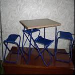 Столы, стулья и кресла складные для кемпинга