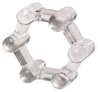 Эрекционное кольцо Perfect HexFit Clear создана для самых сильных оргазмов