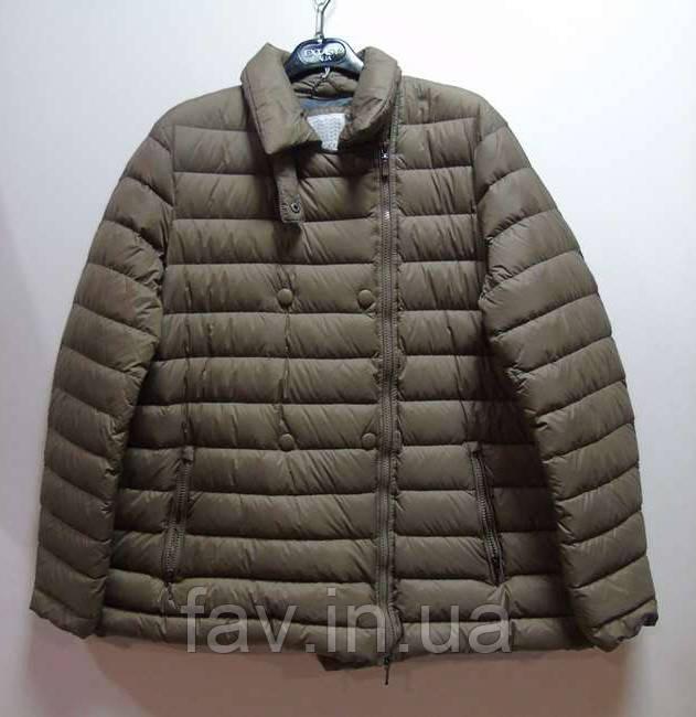 Демисезонная женская пуховая куртка GEOX Respira - Интернет-магазин