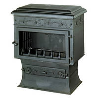 Чугунная печь-камин INVICTA CHAUMONT (антрацит)