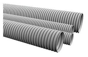 Гофрированная труба стандартная з протяжкой (DKC)