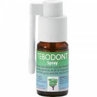 Спрей для полости рта TEBODONT с маслом чайного дерева 25 мл, Wild-Pharma