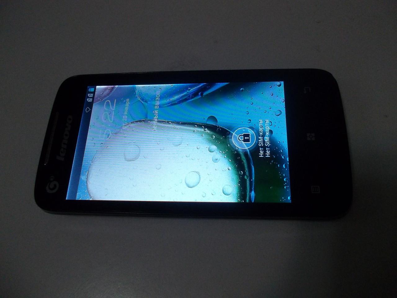 Мобильный телефон Lenovo A390T №2477