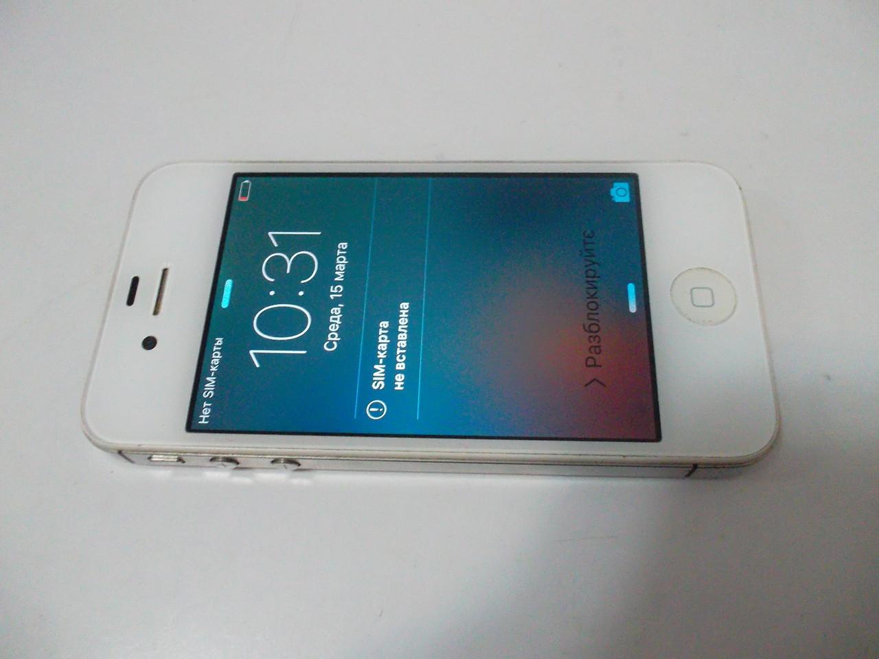 Мобильный телефон Iphone 4s 16gb №2479