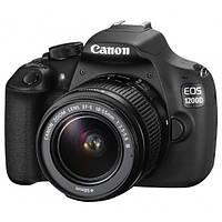 Фотоаппарат Canon EOS 1200D + 18-55mm DC III+ 70-300