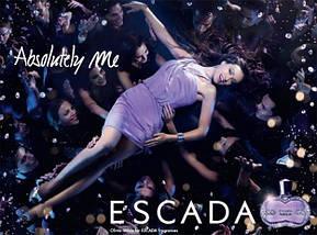 Escada Absolutely Me парфюмированная вода 75 ml. (Эскада Абсолютли Ми), фото 2