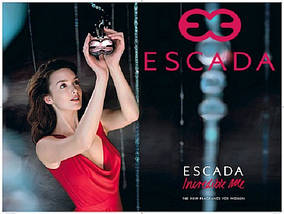 Escada Incredible Me парфюмированная вода 75 ml. (Эскада Инкредибл Ми), фото 3