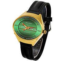 Позолоченные часы Чайка 23 камня автоподзавод сделано в СССР пылезащищенные - 店ヴィンテージ腕時計