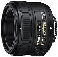 Фотоаппарат Nikon AF-S NIKKOR 50mm f/1.8G SE