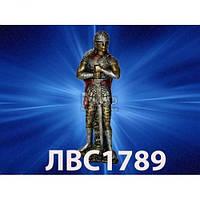 Статуэтка Рыцарь цветной ЛВС-1789