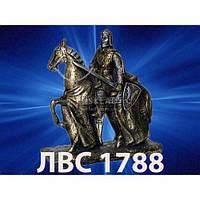 Статуэтка Рыцарь на коне ЛВС-1788