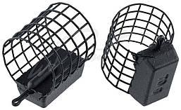 Кормушка Brain фидерная L крашенная (ц.:черный) 100 гр