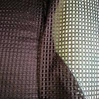 Ткань сетка шоколадная