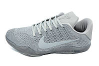 Кроссовки Nike Kobe 11 Eulogy Full Gray