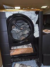 Печи для бани АНГАРА 18 Антрацит VITRA  2012, фото 3