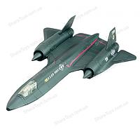 Игрушечная модель самолета Lockheed SR-71 Blackbird