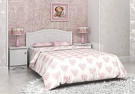 """Дитяче ліжко """"Ведмедик білий"""" (120x190 см) ТМ Вальтер-С Білий KM-5.12.5"""
