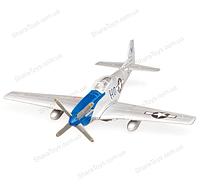 Игрушечная модель самолета North American P-51 Mustang
