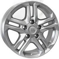 WSP-Italy W1759 Brasil silver (R20 W8.5 PCD5x150 ET60 DIA110.1)