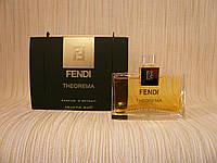 Fendi - Fendi Theorema (1998) - Духи 25 мл - Редкий аромат, снят с производства