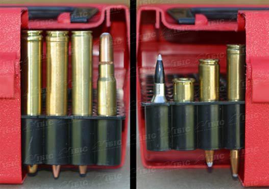 Коробка MTM H50-R-MAG на 50 патронов кал  7mm Rem Mag