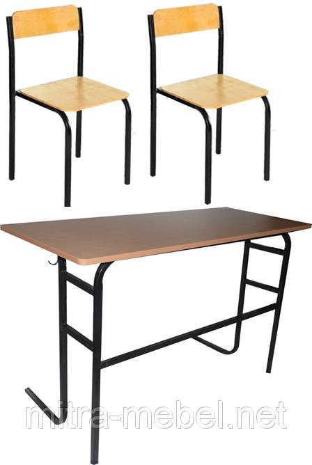 Комплект шкільних меблів ЕКОНОМ-1