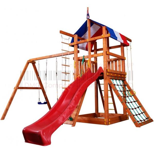 Игровые детские площадки SportBaby