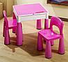 Комплект детской мебели Mamut Tega Baby Pink