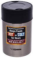 Пищевой термоконтейнер ZOJIRUSHI SW-HAE45XA 0.45 л ц:стальной