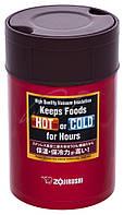 Пищевой термоконтейнер ZOJIRUSHI SW-HAE45RM 0.45 л ц:красный