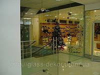 Перегородки стеклянные. перегородки из стекла