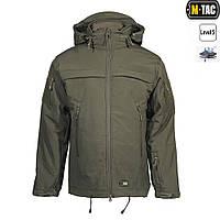 M-Tac куртка Soft Shell Police Olive, фото 1