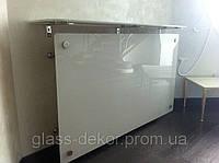 Стеклянные экраны для радиатора. декоративные экраны для радиатора