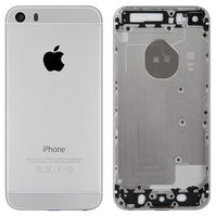 Корпус для мобильного телефона Apple iPhone 5S, белый, имитация iPhone