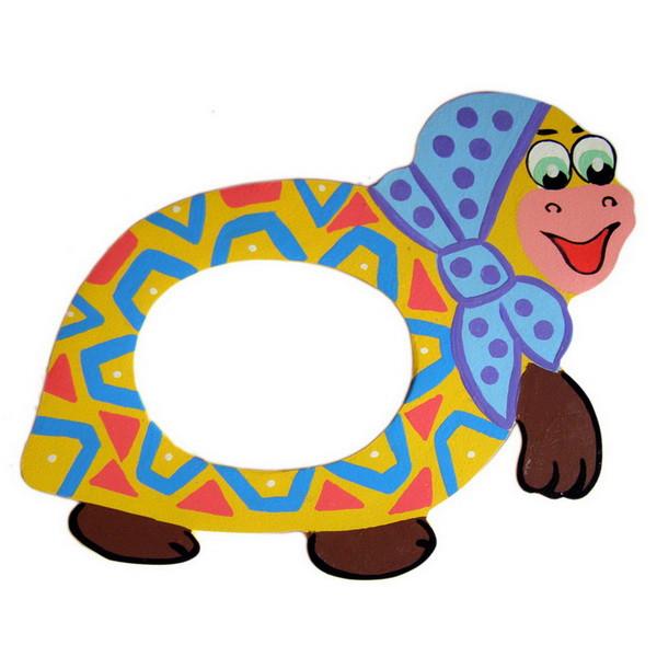 Детская фоторамка «Черепаха», Funny Animals