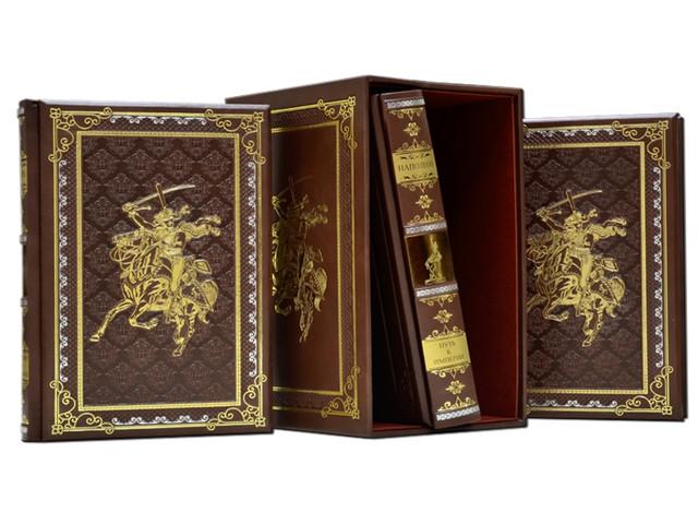 Великие полководцы. Подарочный набор книг