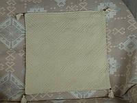 Декоративные наволочки лен