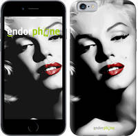 "Чехол на iPhone 6 Мэрилин Монро ""2370c-45"""