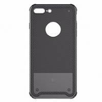 Чехол Baseus Shield Case For iPhone 7 Plus \ Black, фото 1