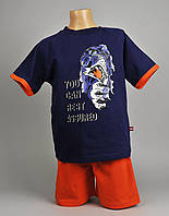 Пижама для мальчика (98-128)