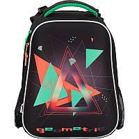 Рюкзак шкільний каркасний (ранець) 531 Geometric