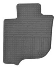 Резиновый водительский коврик в салон Mitsubishi L200 V 2015- (STINGRAY)