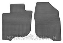 Резиновые передние коврики в салон Mitsubishi L200 V 2015- (STINGRAY)