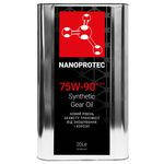 Трансмисcионное масло Nanoprotec Gear Oil 75W-90 GL-4/5 20л