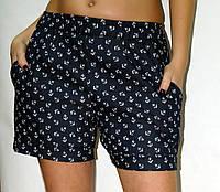 Модные женские шорты, размеры норма и батал 42-64